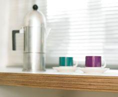 Formica & Birch Plywood Countertop