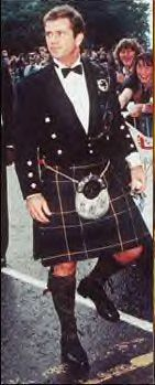 Mel Gibson    Australian-American film star at the Scottish premier of Braveheart. Scottish Dress, Scottish Kilts, Scottish Clans, Sexy Guys, Sexy Men, Tartan Fashion, Scottish Actors, Irish Boys, Men In Kilts