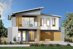 Allow yourself to imagine the lifestyle you've always wanted, in the home you . Allow yourself to Sims 4 House Plans, Sims House, Modern House Plans, Custom Home Designs, Custom Homes, Office Open Plan, Kitchen Island Bench, Huge Kitchen, Alfresco Area