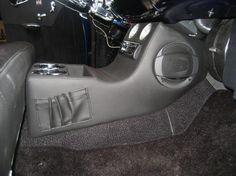 1956 Chevy - Center Console - Doc's Garage
