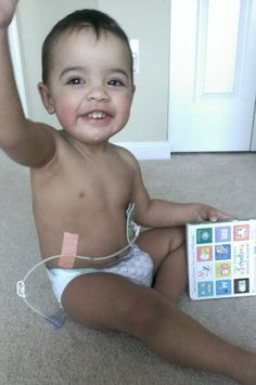 12 Must-Haves for Babies and Toddlers with Feeding Tubes | Hellobee