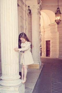 paris-Enfant Street Style by Gina Kim Photography//