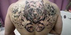 медведь тату: 21 тыс изображений найдено в Яндекс.Картинках