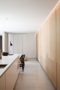 minimal kitchen #home #style Home Automation, Van, Kitchen Colors, Interior Design Kitchen, Furniture, Home Decor, Homemade Home Decor, Home Furniture, Interior Design