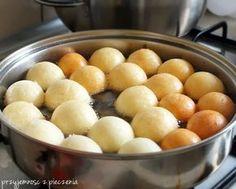 pączki serowe,kulki serowe,pączki mini