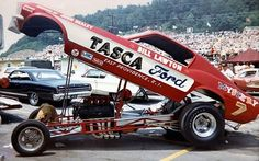 60s Funny Cars - Tasca Ford