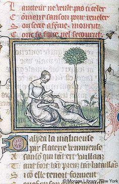 Roman de la Rose. Paris, France, ca. 1380.