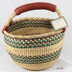 Bolga basket for Easter basket!