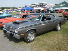 1973 Plymouth Duster | 1973 Plymouth Duster 340 | Flickr - Photo Sharing!