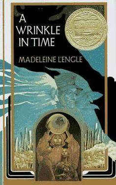 10. A Wrinkle In Time. I read it in 5th grade but didn't remember it at all. Loved it. #books #kids #fiction #fantasy