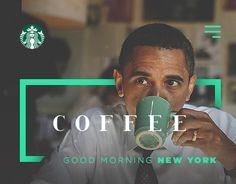 """다음 @Behance 프로젝트 확인: """"Starbucks Experience"""" https://www.behance.net/gallery/36402845/Starbucks-Experience"""