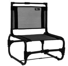 Leather Bean Bag Chair, Black Leather Chair, Leather Chairs, Camping Furniture, Camping Chairs, Outdoor Furniture, Camping Gear, Outdoor Camping, Furniture Decor