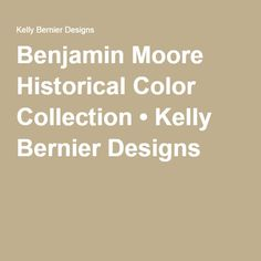1000 Images About Paint Colors 1 On Pinterest Benjamin: benjamin moore historical collection