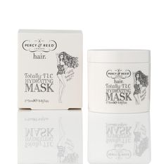 Totally TLC Hydrating Mask with Bonnet - for silky hair