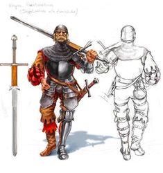 Doppelsöldner. Warhammer Fantasy Roleplay, Total War, Deadpool, Empire, Superhero, History, Fictional Characters, Warhammer Games, Imperium