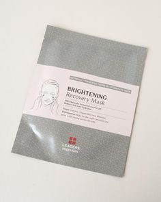 Refresh dull skin with this brightening recovery bio-cellulose mask. This sheet mask uses innovative ingredients to brighten & even out skin tone. Best Face Mask, Diy Face Mask, Face Masks, Skin Care Regimen, Skin Care Tips, Gel Mask, Skin Mask, Even Out Skin Tone, Uneven Skin Tone