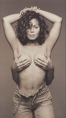 Janet Jackson (original )  with body paint or just like this