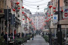 Chinese New Year - via Paolo Sarpi, Milan