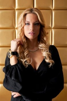 #Offshore Limited Watches Brand Ambassador is #Belgian Model & Actress #Natascha Bintz