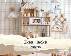 IKEA HACKS | DUKTIG - Design Therapy