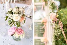 Centre de table - Center pieces  Mariage Bohéme - Bohemia Wedding
