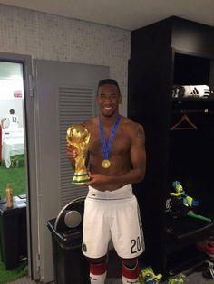 Jerome Boateng #Weltmeister #Germany