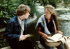 Rohmer, La Femme de l'aviateur, 1981 (Philippe Marlaud, Anne-Laure Meury)