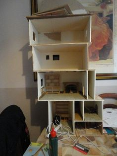 How to make a mouse house