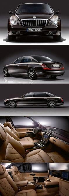 Maybach 62 S Zeppelin Serie Maserati, Bugatti, Nissan, Mercedes Benz Maybach, Audi, Classy Cars, Expensive Cars, Amazing Cars, Car Car