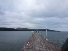 Long jetty, fishing, boating and family fun at Karuah Jetty Bass Fishing Lures, Fishing Tips, Freshwater Fish, Boating, How To Relieve Stress, Fresh Water, Wildlife, Australia, Fun