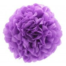 Pom Pom lila