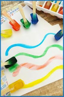 Awesome Summer Fun Boredom Buster Craft Recipes For Outdoor .-Awesome Summer Fun Boredom Buster Craft Recipes For Outdoor Play Over 15 Summer Fun Craft Recipe Boredom Busters for Kids Outdoor Play – www. Fun Summer Activities, Indoor Activities For Kids, Sensory Activities, Toddler Activities, Painting Activities, Sensory Play, Toddler Preschool, Summer Themes For Preschool, Water Theme Preschool