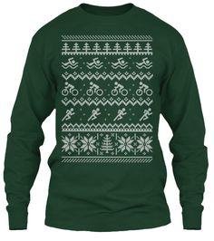 Tri Ugly Christmas Sweater | Teespring