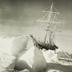 Herbert Ponting - Terra-Nova-Expedition - 1911