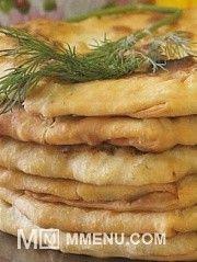 Приготовление блюда по рецепту - Лепешки с Творогом и зеленью. Вкуснотища). Шаг 1