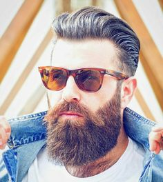 Beard shoot ideas