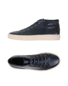 Prezzi e Sconti: #Andrea zori sneakers and tennis shoes alte uomo Blu scuro  ad Euro 118.00 in #Andrea zori #Uomo calzature sneakers
