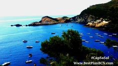 Cap sa Sal - SEAVIEWS . WALKING TOURS and much More with #bestPlanbcn