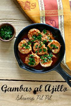 If a Spanish vacation seems out of reach, try some garlicky, sherry-splashed shrimp pil pil.
