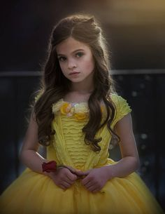 NEW 2017 BELLE PRINCESS COSTUME Shes always wanted to be the Belle of the ball, and you know shell be the prettiest Belle there. Maybe its time for her to get down to business and start dressing the part in a velvet, chiffon and tulle ballgown with an exquisitely ruffled bodice. The full