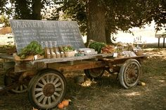 I want a farmstand... and the farm to go with it.