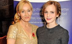 J.K. Rowling has nothing but love for Emma Watson's diligent efforts towards gender equality. The author tweeted her support for the Harry Potter actress on International Women's Day for all the work Watson has done with her HeForShe initiative.