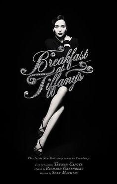 Broadway's Breakfast at Tiffany's. — Emilia Clarke <3: