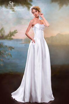 Свадебное платье «Алекса» — Модный Дом Светланы Лялиной