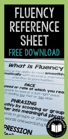 """What is Fluency?"" i"