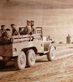 French Foreign Legion -Dodge 6x6 of 4e REI in the Souk Ahras region of Algeria 1960, pin by Paolo Marzioli