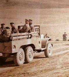French Foreign Legion -Dodge 6x6 of 4e REI in the Souk Ahras region of Algeria 1960, pin by Paolo Marzioli