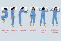 ¿Qué dice de nosotros la forma de dormir? La personalidad y hasta las carencias o nuestra forma de relacionarnos, como si fuera poco.