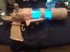 Handmade League of Legends LOL Jinx Zap Gun Cosplay Replica Weapon Shock Pistol