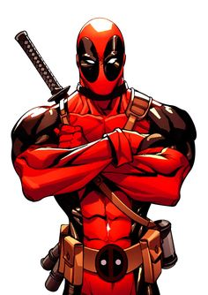 Deadpool is one of my favorite marvel character
